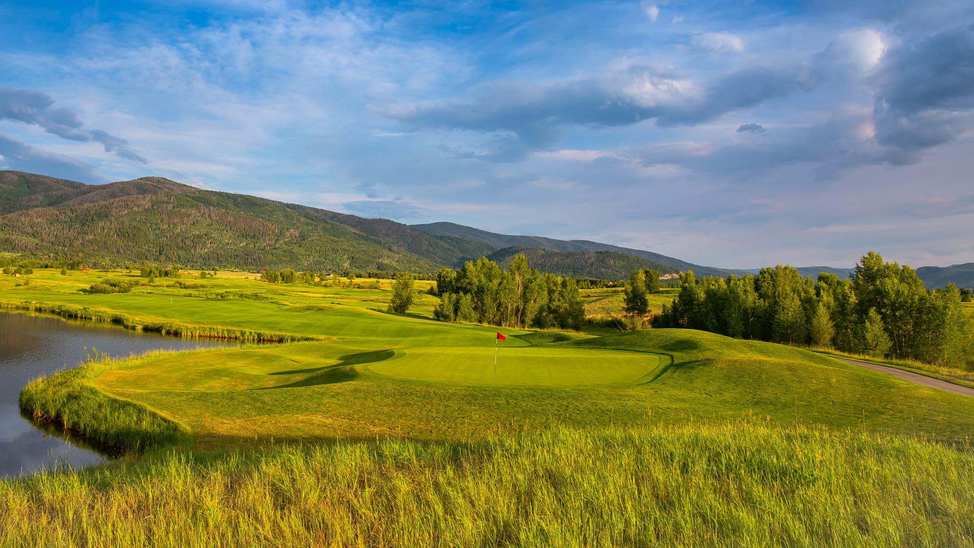 Haymaker Golf Course Steamboat Springs Co Home
